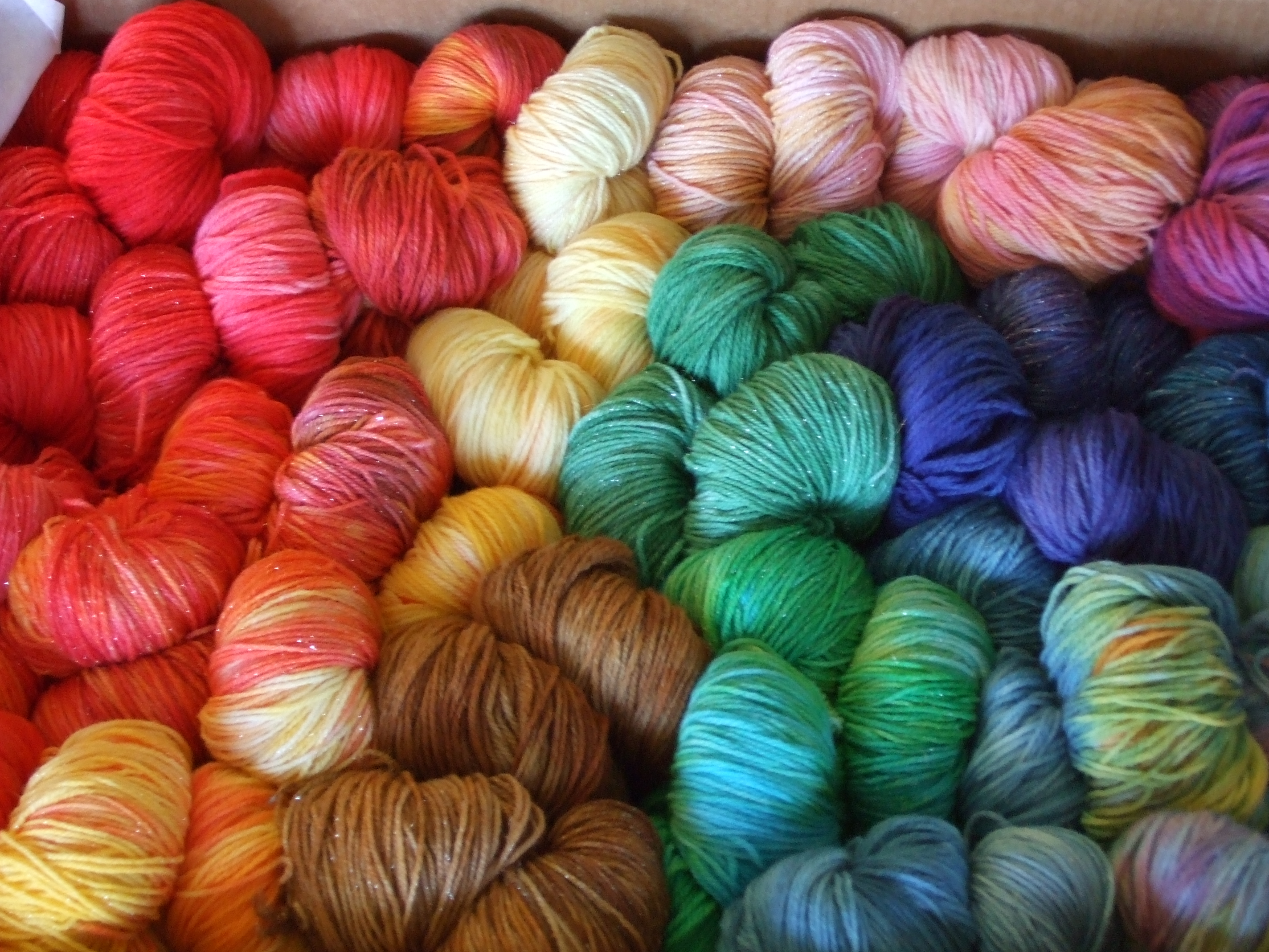RBY Sock Yarn Now Available | Red Barn Yarn