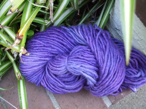 Marie's Purple